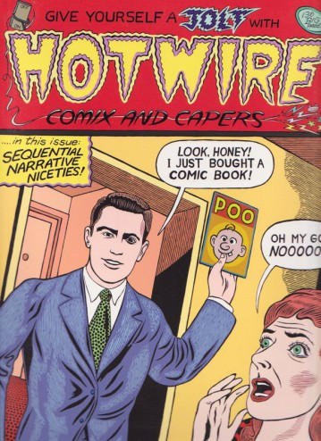 Hotwire Comix and Capers (vol.1)