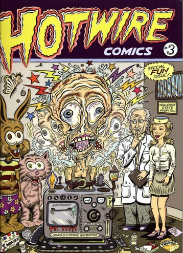 Hotwire Comics vol.3