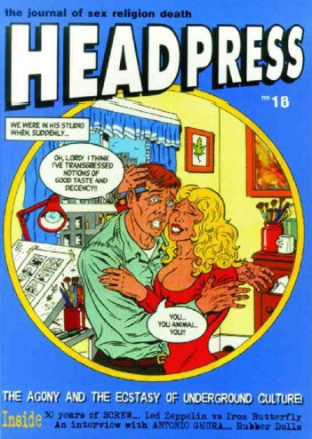 Headpress Journal #18