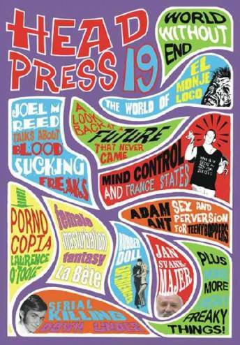 Headpress Journal #19