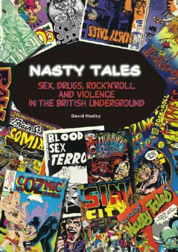 NASTY TALES  Underground Comics In Britain