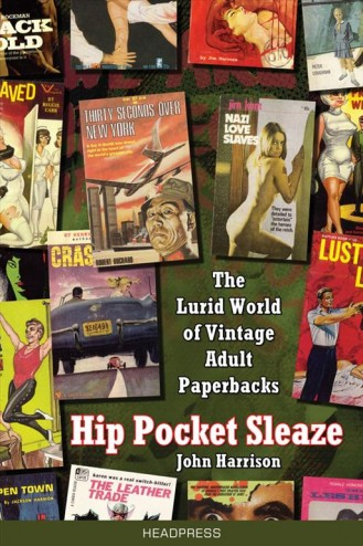 HIP POCKET SLEAZE  The Lurid World of Vintage Adult Paperbacks / Bad Books