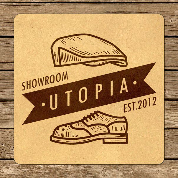 Наши книги в Utopia Showroom (СПб)
