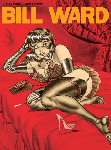 The Pin-Up Art of Bill Ward